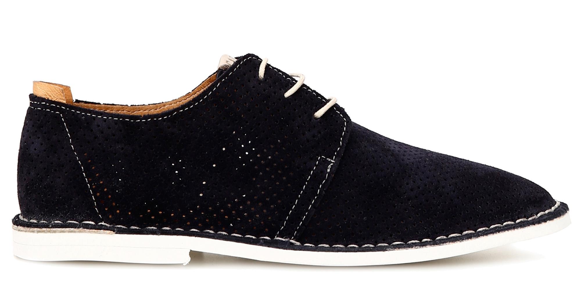 Noir blu in forata crosta eBay Cafè Derby uomo scarpe TD632 wBKCOq