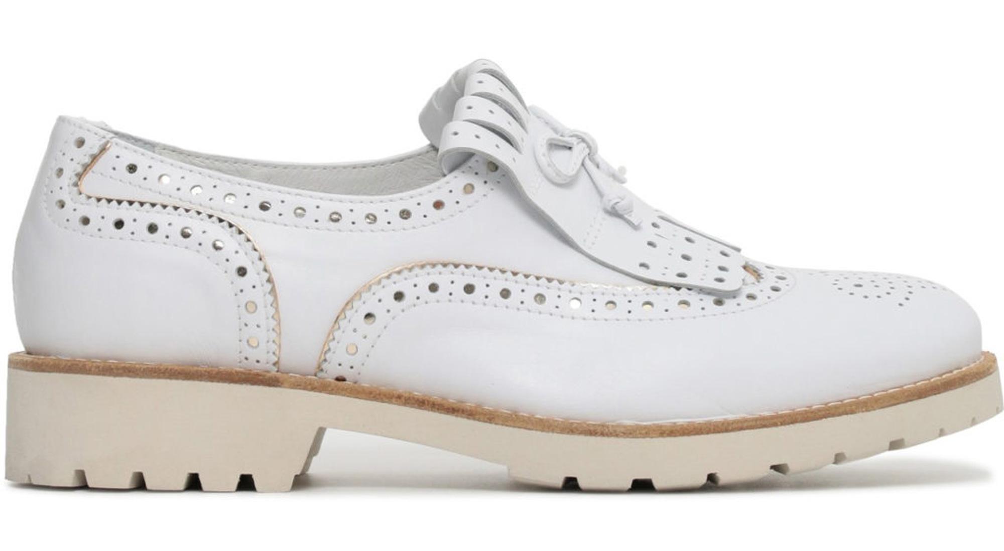 Mocassini in pelle Nero Giardini P805030D-707 5030 scarpe donna bianche 55ec7ff54d1