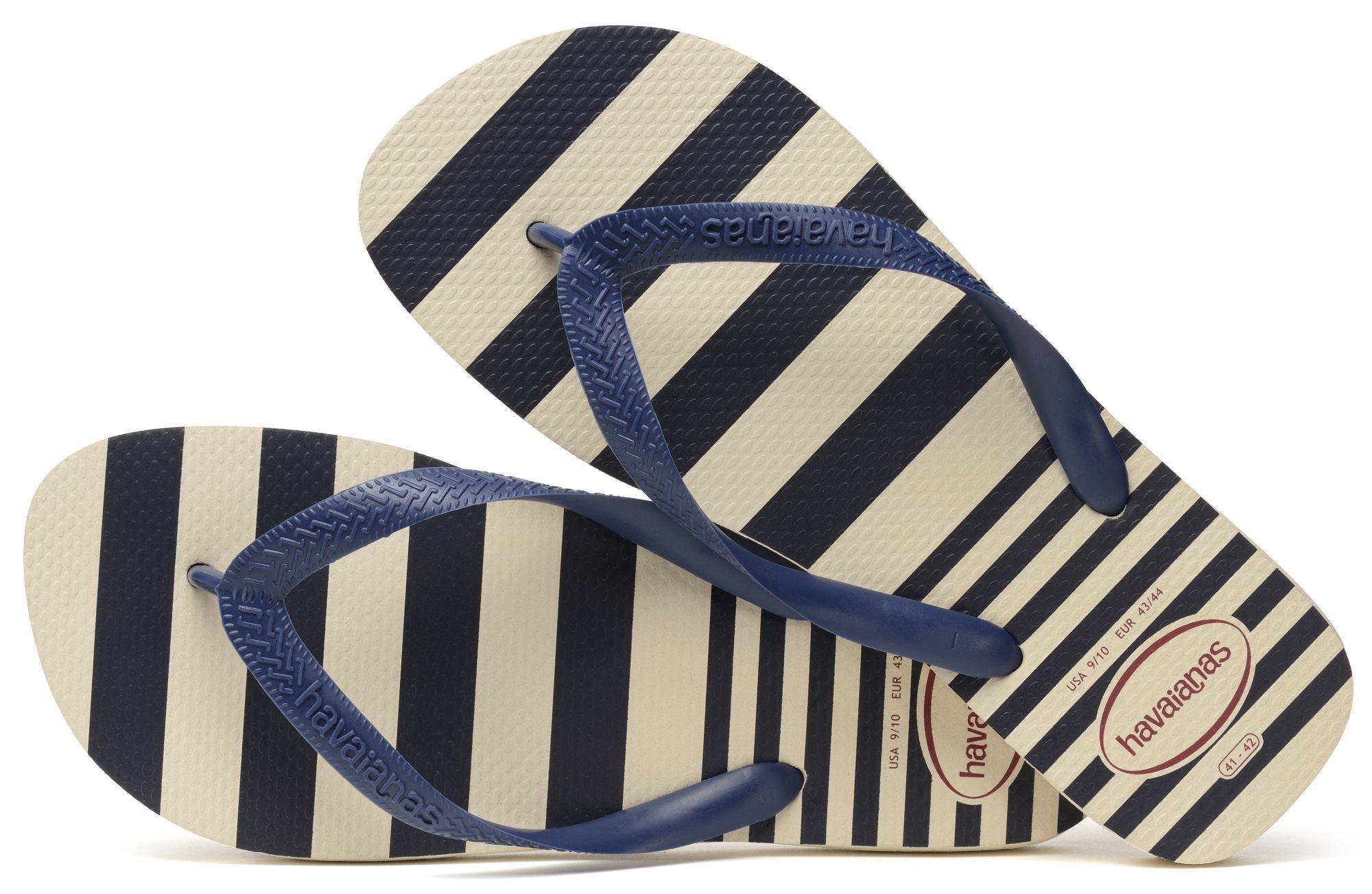 Infradito Havaianas Top Retro beige sandali uomo 41401770121