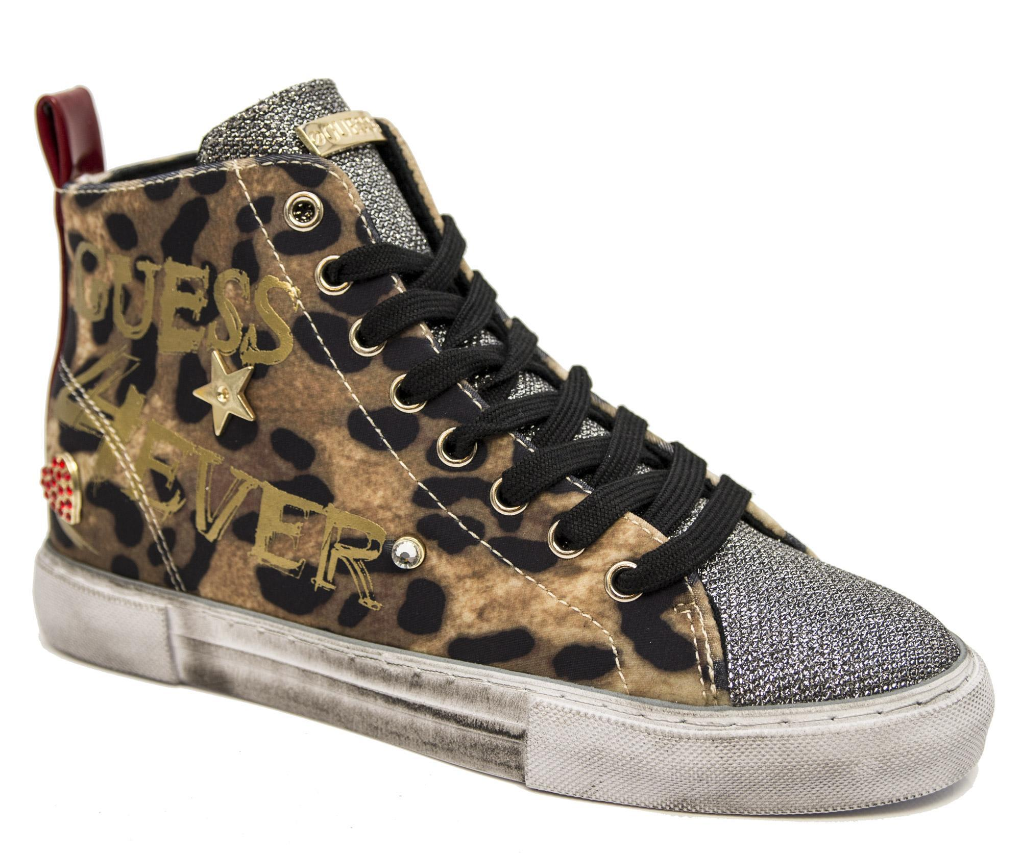 mid Guess FLPYE4-FAP12 donna scarpe donna FLPYE4-FAP12 maculate