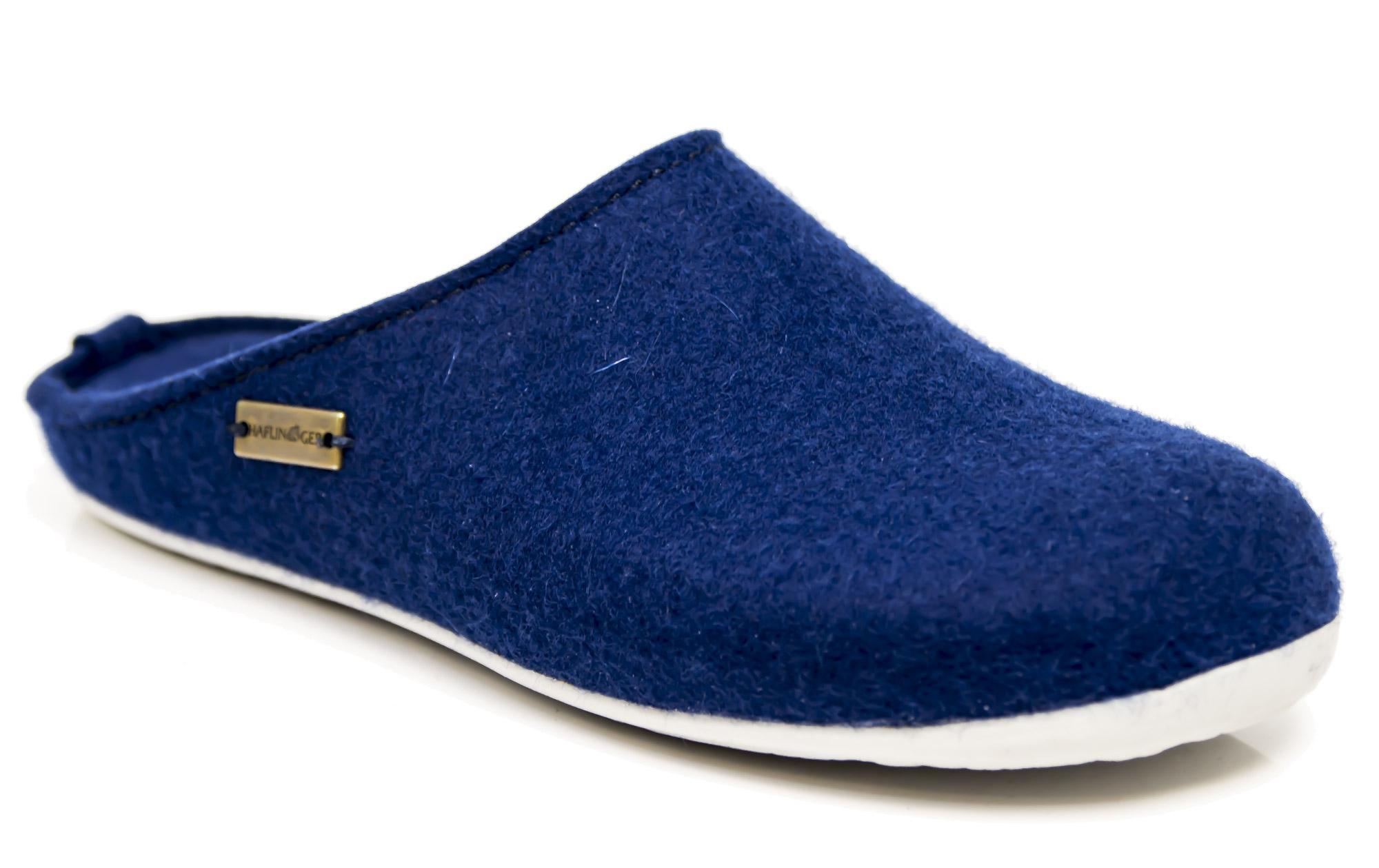 new style 98b8d 2b260 Dettagli su Pantofole HAFLINGER Everest 481024271 in lana cotta