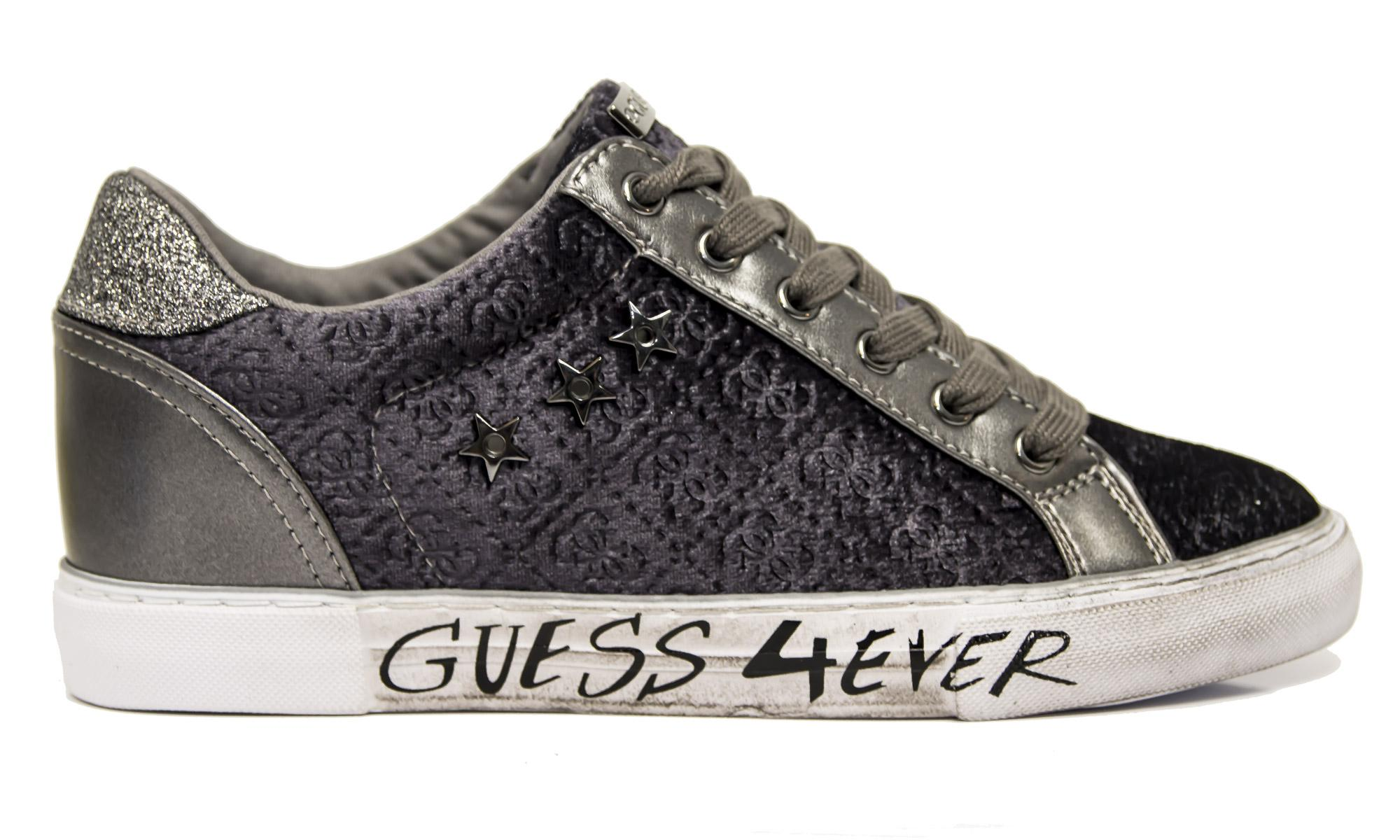 4 Donna EverEbay Guess Scarpe Zeppa Logo Fal12 Sneaker Flpre4 CErBWdxoeQ